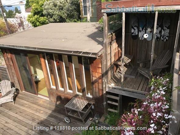 A Beautiful Berkeley Hills Home Home Rental in Berkeley, California, United States 8