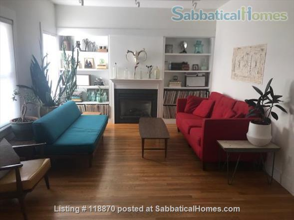 2000 sq foot, large , sunny 2 bedroom with yard  near red line and restaurants  Home Rental in Cambridge, Massachusetts, United States 1