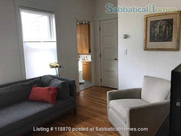 2000 sq foot, large , sunny 2 bedroom with yard  near red line and restaurants  Home Rental in Cambridge, Massachusetts, United States 4