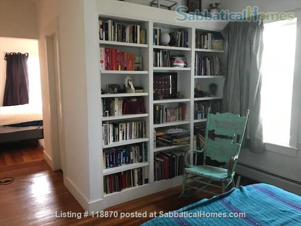 2000 sq foot, large , sunny 2 bedroom with yard  near red line and restaurants  Home Rental in Cambridge, Massachusetts, United States 5