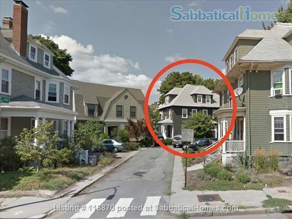 2000 sq foot, large , sunny 2 bedroom with yard  near red line and restaurants  Home Rental in Cambridge, Massachusetts, United States 6