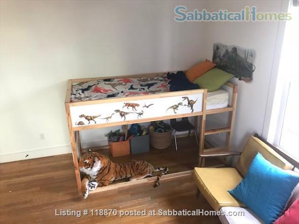 2000 sq foot, large , sunny 2 bedroom with yard  near red line and restaurants  Home Rental in Cambridge, Massachusetts, United States 7