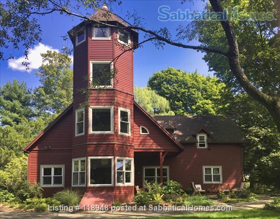 Large, unique house - near beach, close to Yale Home Rental in Milford, Connecticut, United States 1