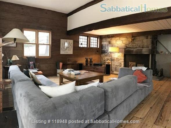 Large, unique house - near beach, close to Yale Home Rental in Milford, Connecticut, United States 0