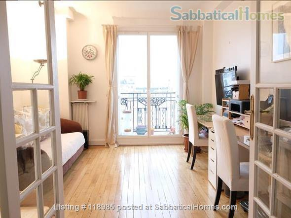 Peaceful and Sunny 2 bedroom with great view in Paris 15e Home Rental in Paris, Île-de-France, France 7