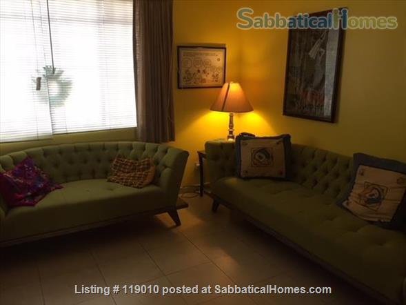 Elegant Art Deco house in quiet residential area of Mexico City Home Rental in Mexico City, CDMX, Mexico 2