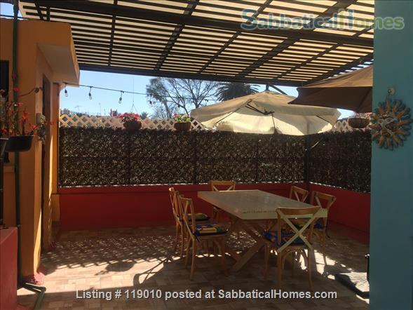 Elegant Art Deco house in quiet residential area of Mexico City Home Rental in Mexico City, CDMX, Mexico 7