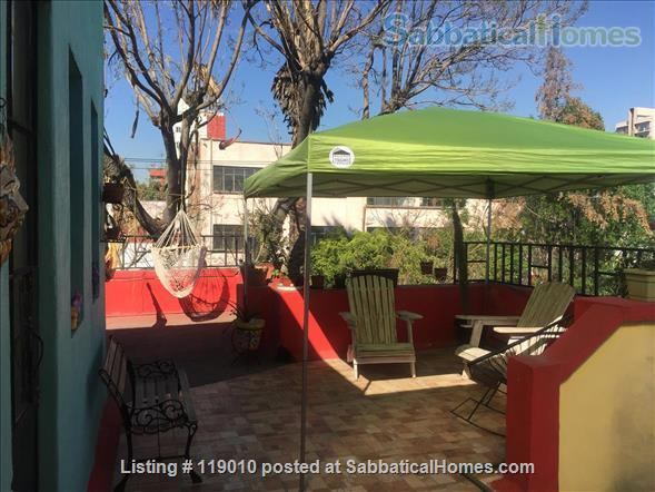 Elegant Art Deco house in quiet residential area of Mexico City Home Rental in Mexico City, CDMX, Mexico 8