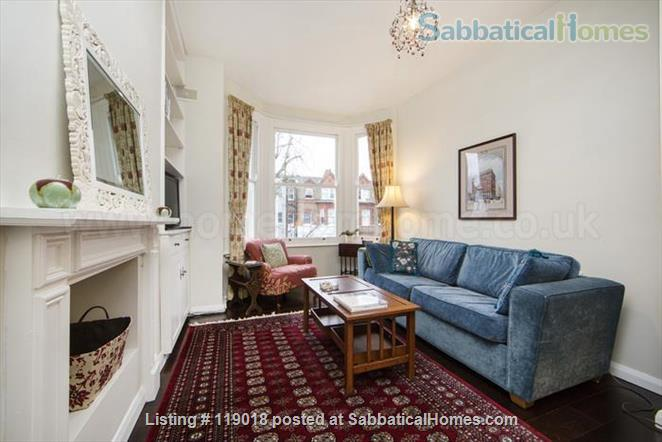 2BR London flat / Queens Park (NW6) Home Rental in Greater London, England, United Kingdom 5