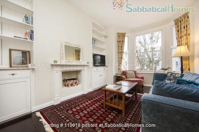 2BR London flat / Queens Park (NW6) Home Rental in Greater London, England, United Kingdom 6