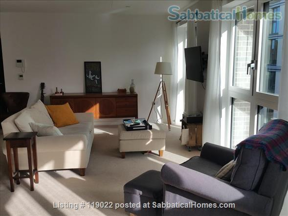 Central London (E1) Two bed modern apartment Home Rental in Greater London, England, United Kingdom 1