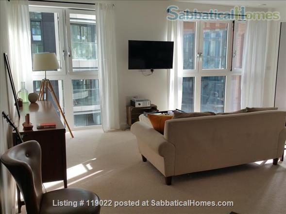 Central London (E1) Two bed modern apartment Home Rental in Greater London, England, United Kingdom 0