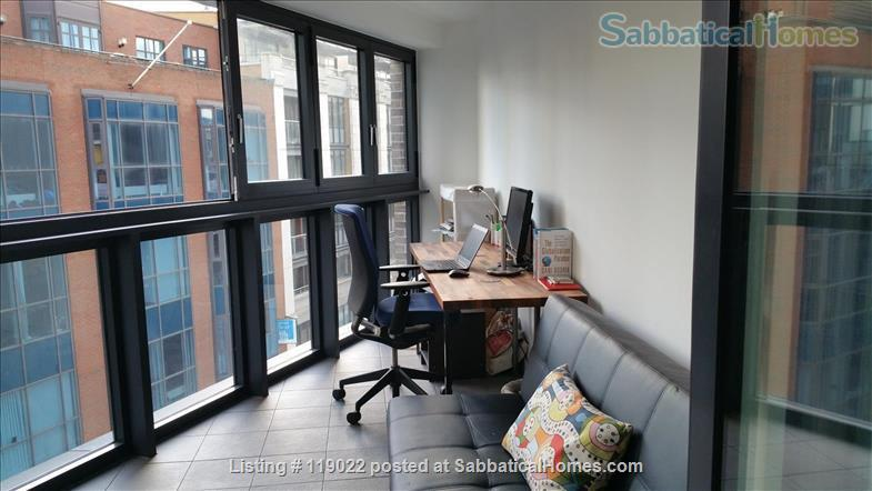Central London (E1) Two bed modern apartment Home Rental in Greater London, England, United Kingdom 5