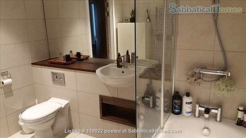 Central London (E1) Two bed modern apartment Home Rental in Greater London, England, United Kingdom 6