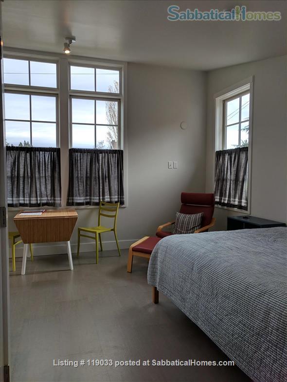 Montlake Alley House near UW, SU, Fred Hutch, Amazon, Google, Swedish Hsp. Home Rental in Seattle, Washington, United States 3