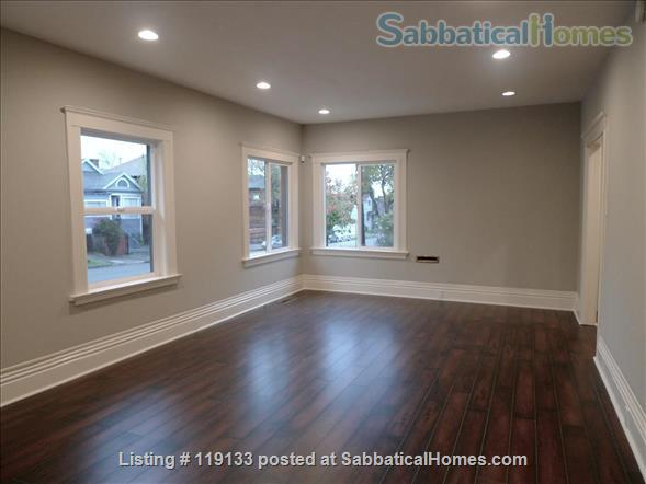 2BR/1.5BA home in walkable central Berkeley Home Rental in Berkeley, California, United States 2
