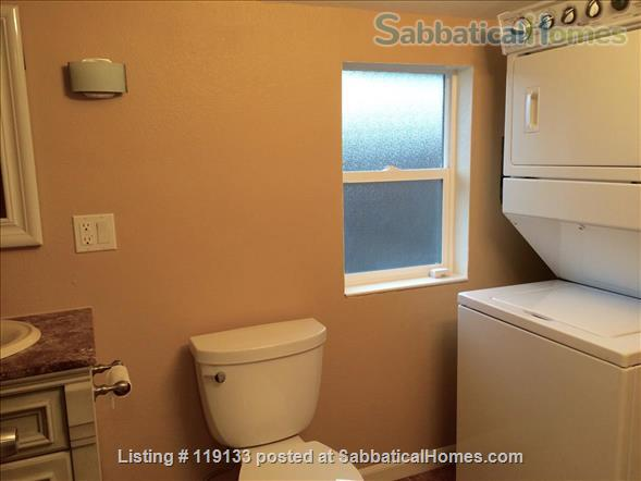 2BR/1.5BA home in walkable central Berkeley Home Rental in Berkeley, California, United States 7