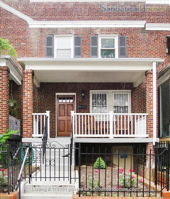 King of Capitol Hill Home Rental in Washington, District of Columbia, United States 1