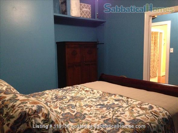 Walk to Duke & Downtown, furnished, utilities included, edible garden. Home Rental in Durham, North Carolina, United States 9