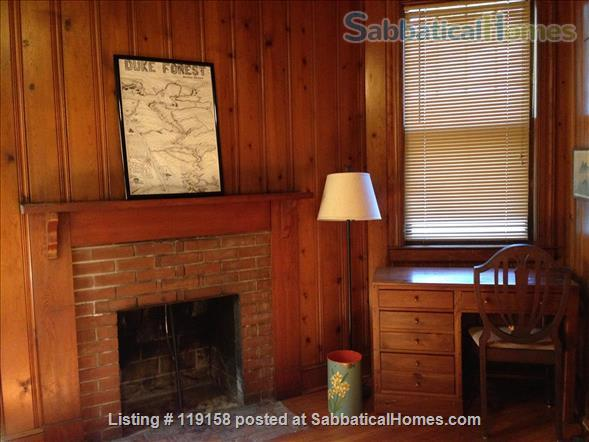 Walk to Duke & Downtown, furnished, utilities included, edible garden. Home Rental in Durham, North Carolina, United States 3