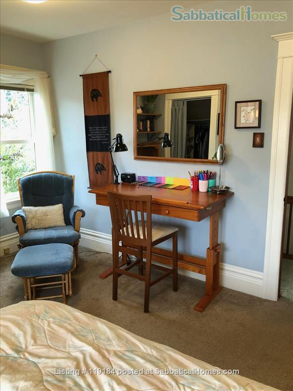 """FURNISHED  """"SERENITY"""" ROOM IN BEAUTIFUL HOME 3 BLOCKS FROM ASHBY BART Home Rental in Oakland, California, United States 1"""