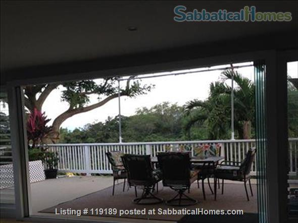 Special, quiet, ocean view lovely home  close to beach heated pool/spa surrounded by nature Home Rental in Kailua, Hawaii, United States 5