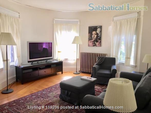 Fully furnished 2BR 1BA Apartment in Coolidge Corner, Brookline, Massachusetts Home Rental in Brookline, Massachusetts, United States 2