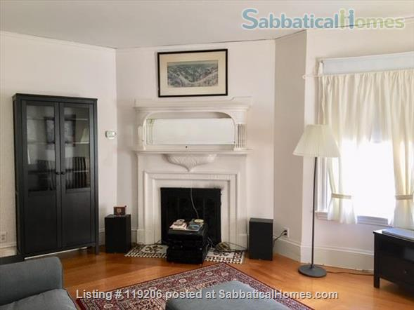 Fully furnished 2BR 1BA Apartment in Coolidge Corner, Brookline, Massachusetts Home Rental in Brookline, Massachusetts, United States 3