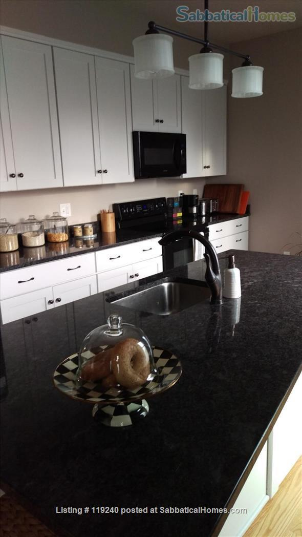 Value for Money, Modern 2BR/2BA  Condo (Convenient and Accessible to Cornell and  Ithaca College) Home Rental in Ithaca, New York, United States 0