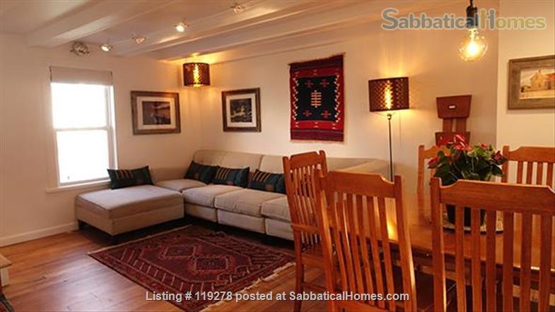 Whole Apartment furnished 4 BRs, 1 BA - Cultural District, MIT/Harvard Home Rental in Cambridge, Massachusetts, United States 3