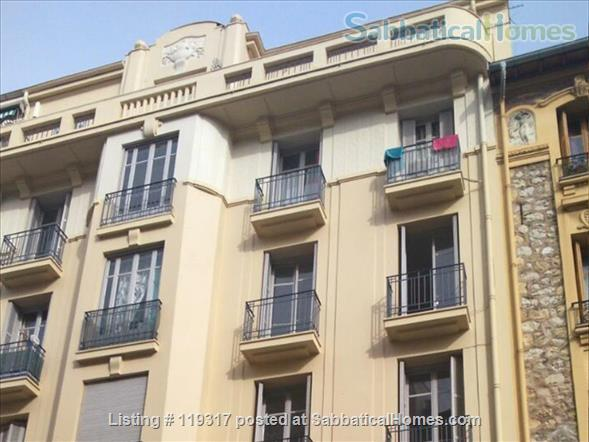 Beautiful Apartment in Central Nice, on the sunny Cote D'Azur Home Rental in Nice, Provence-Alpes-Côte d'Azur, France 2
