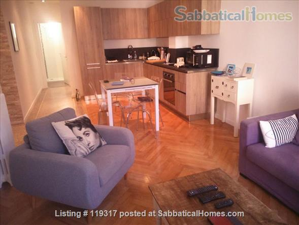 Beautiful Apartment in Central Nice, on the sunny Cote D'Azur Home Rental in Nice, Provence-Alpes-Côte d'Azur, France 4