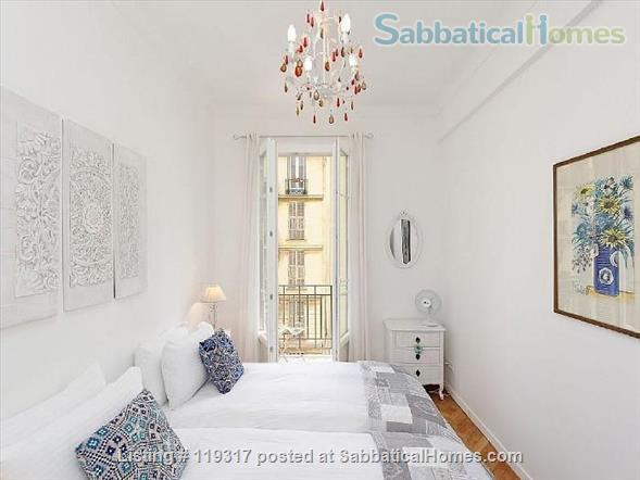 Beautiful Apartment in Central Nice, on the sunny Cote D'Azur Home Rental in Nice, Provence-Alpes-Côte d'Azur, France 5