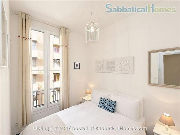 Beautiful Apartment in Central Nice, on the sunny Cote D'Azur Home Rental in Nice, Provence-Alpes-Côte d'Azur, France 6