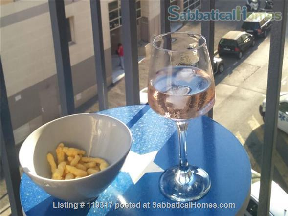 Beautiful Apartment in Central Nice, on the sunny Cote D'Azur Home Rental in Nice, Provence-Alpes-Côte d'Azur, France 8