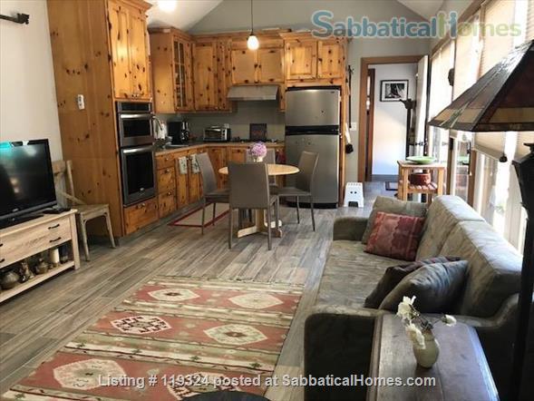 Beautiful Custom Built 1 Bedroom Separate Cottage In The Heart of Elmwood in Berkeley.   Home Rental in Berkeley, California, United States 0