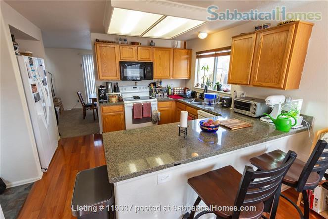 Art filled, Sun Drenched multi-level home 30 minutes to Boulder, 45 to RMNP Home Rental in Longmont, Colorado, United States 0