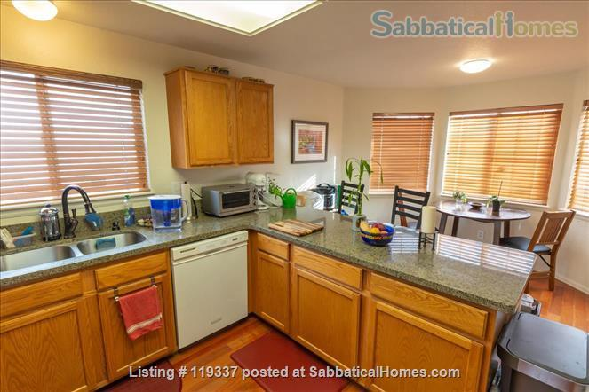 Art filled, Sun Drenched multi-level home 30 minutes to Boulder, 45 to RMNP Home Rental in Longmont, Colorado, United States 2