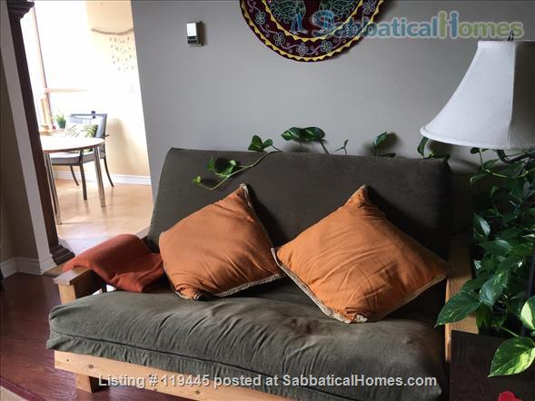 Tucked away and hidden among mature trees, ponds, and a network of trails, the Willowells is a good place to call home.  Home Rental in Waterloo, Ontario, Canada 4
