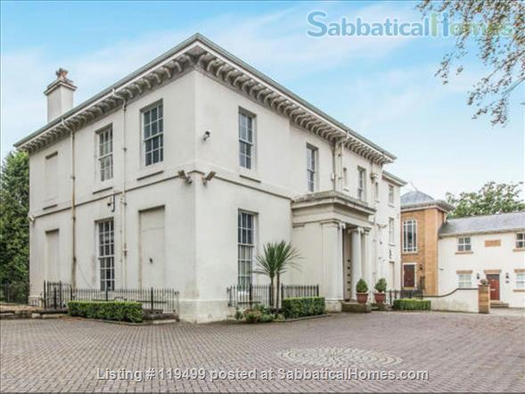 Beautiful historic apartment in ideal location  Home Rental in Manchester, England, United Kingdom 1