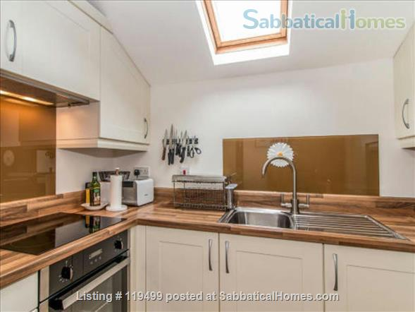 Beautiful historic apartment in ideal location  Home Rental in Manchester, England, United Kingdom 3