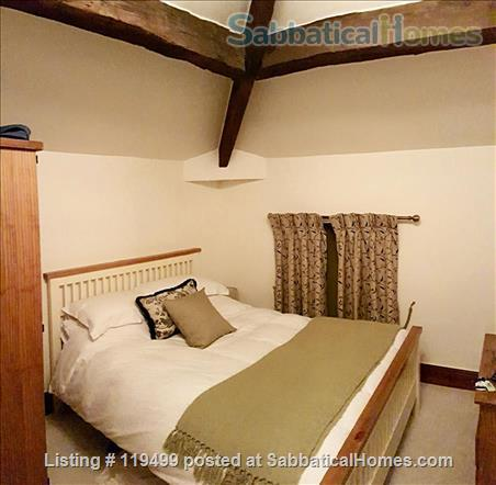 Beautiful historic apartment in ideal location  Home Rental in Manchester, England, United Kingdom 4