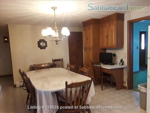 Fully Furnished  3 Bedroom Home  Available in West Newton  Home Rental in Newton, Massachusetts, United States 3