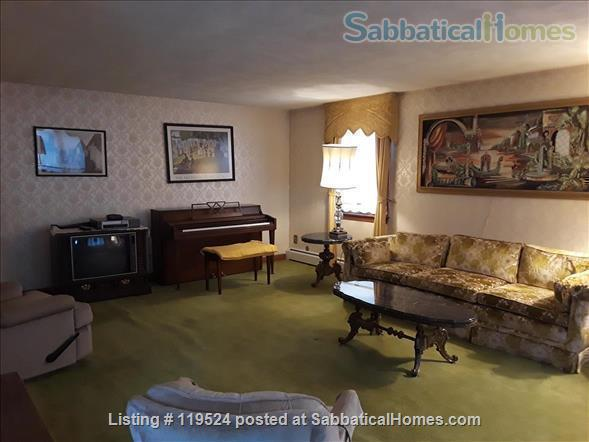 Fully Furnished  3 Bedroom Home  Available in West Newton  Home Rental in Newton, Massachusetts, United States 4