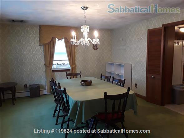 Fully Furnished  3 Bedroom Home  Available in West Newton  Home Rental in Newton, Massachusetts, United States 5