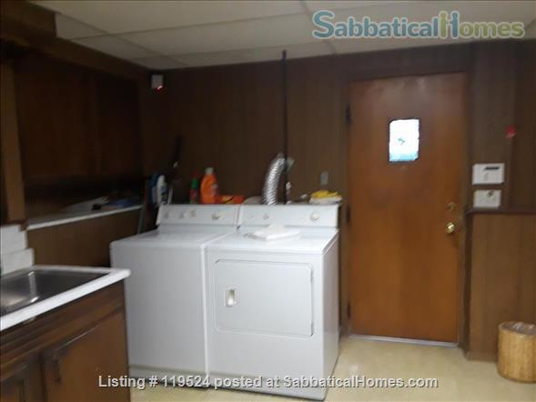 Fully Furnished  3 Bedroom Home  Available in West Newton  Home Rental in Newton, Massachusetts, United States 6