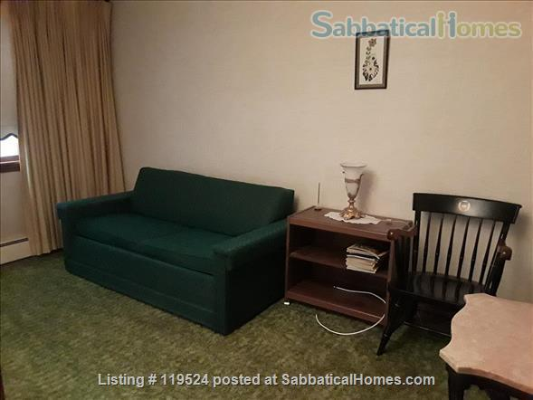 Fully Furnished  3 Bedroom Home  Available in West Newton  Home Rental in Newton, Massachusetts, United States 7