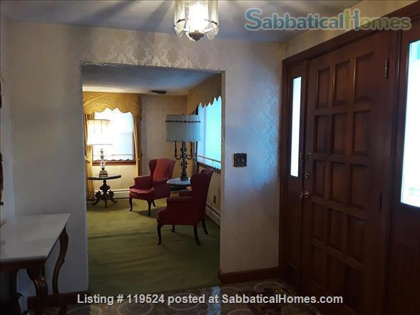 Fully Furnished  3 Bedroom Home  Available in West Newton  Home Rental in Newton, Massachusetts, United States 8