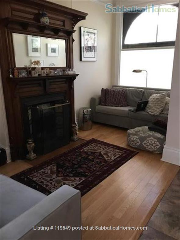 Semi-detached Victoria Home Room to Rent - sharing house with two others Home Rental in Toronto, Ontario, Canada 1