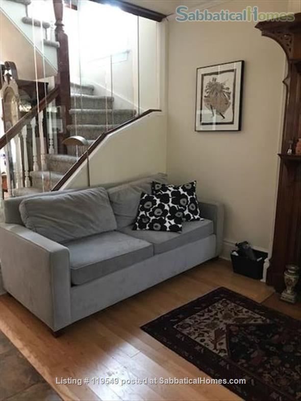 Semi-detached Victoria Home Room to Rent - sharing house with two others Home Rental in Toronto, Ontario, Canada 0